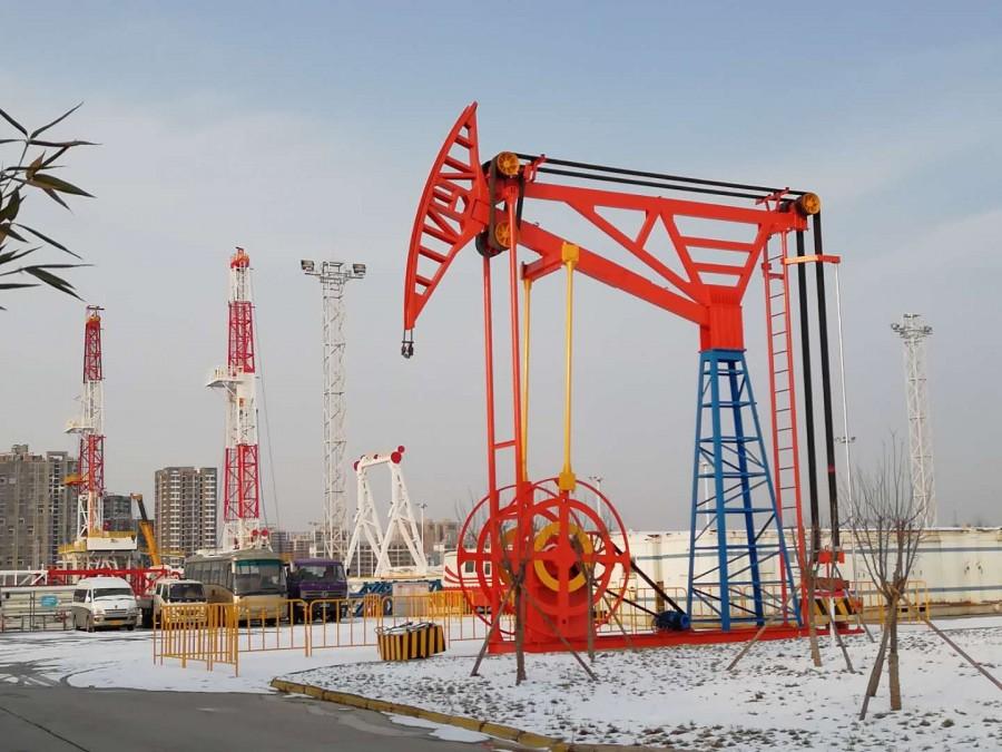 未来的我们:数字中国石油